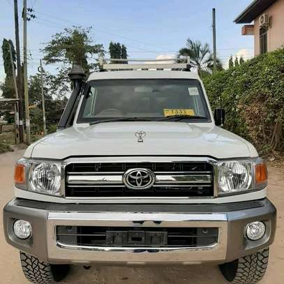 Toyota land cruiser hardtop for sale ml 90