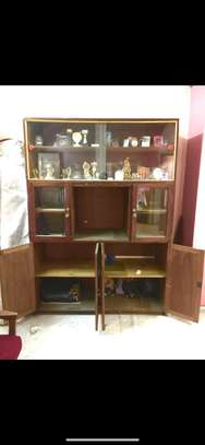TV cupboard/ cabinet - wooden