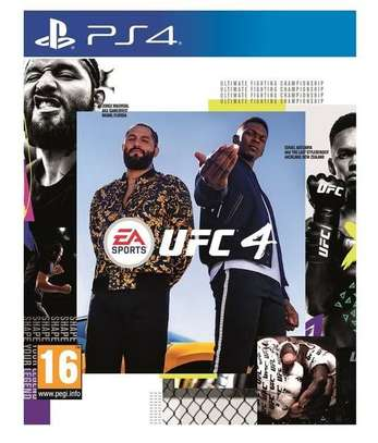 UFC 4 For Ps4 image 2