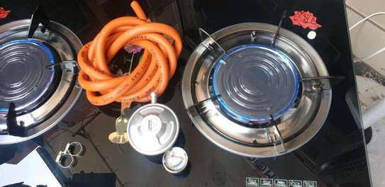 GASE COOKER DOUBLE PLATE (2) image 5