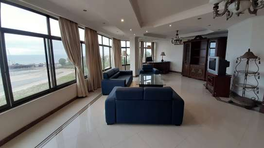 3 Bedrooms Sea View Apartment For Rent in Upanga image 11