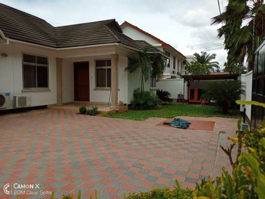 3 Bdrm Furnished House at Mikocheni image 8