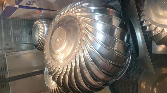 EXTRACTOR INDUSTERIAL FAN image 1