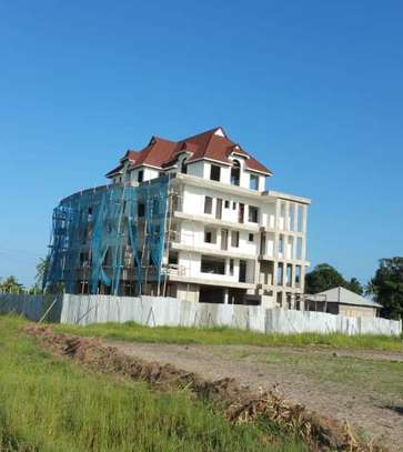 Building with Modern Office Space Available at Bagamoyo