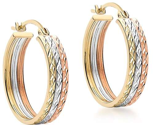 Get the brand new #Carissima Gold for Women's 9 ct, available with three colors image 1