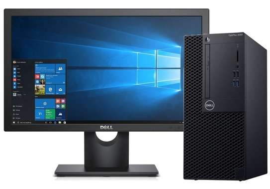 DELL OPTIPLEX MT CORE i3 /8100 Desktop Computer