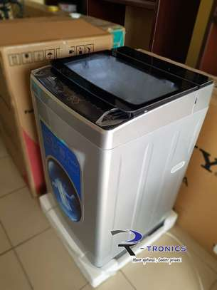 8Kg Delta Washing machine, Automatic, Top load image 2