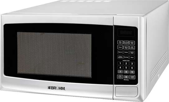 BRUHM 25L Digital Microwave Grill Oven