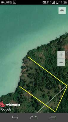 OCEANBAY LAND FOR SALE IN ZANZIBAR ISLAND