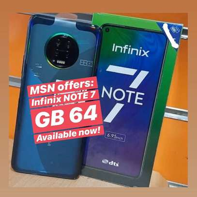 Infinix NOTE 7 GB64 Full_box [OFA]