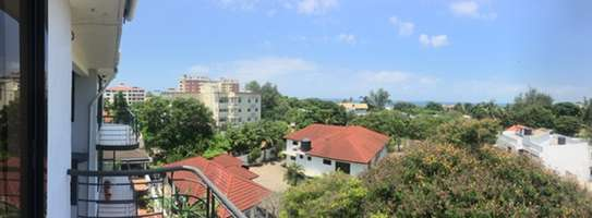 Stunning Penthouse  with Sea view  Gym   Swimming pool for rent in Masaki image 1