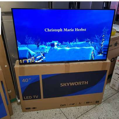 SKYWORTH  40 FULL HD TV image 1