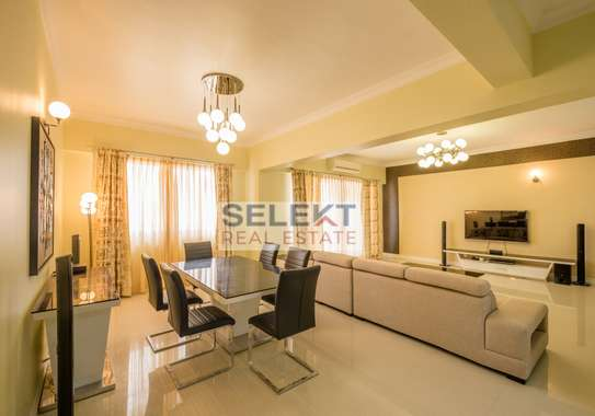 3 Bdrm Furnished Beautiful Apartment In Masaki image 1
