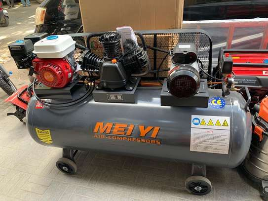 Compressor 300Litres 2 in 1.