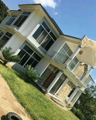 a standalone bungalow at mbezi beach masana road to goba secound house from main road
