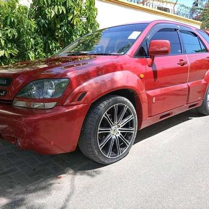 2000 Toyota Harrier image 5