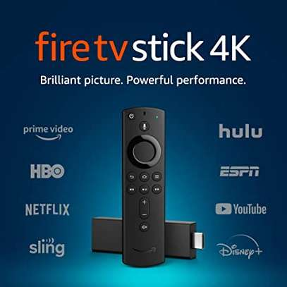 Amazon – Fire TV Stick with all-new Alexa Voice Remote image 1