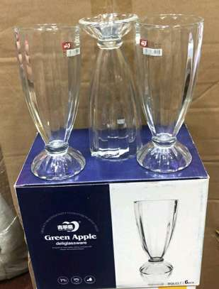 GreenApple Glass 6pc Set