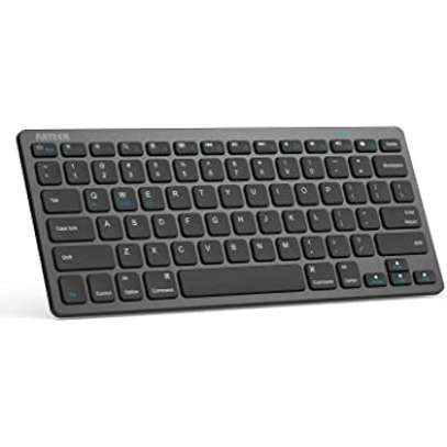 Arteck - Arteck Ultra-Slim Bluetooth Keyboard image 1