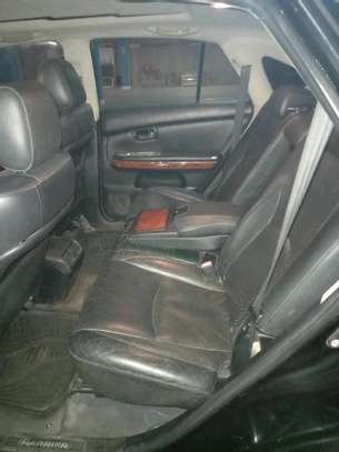 2008 Toyota Harrier image 7