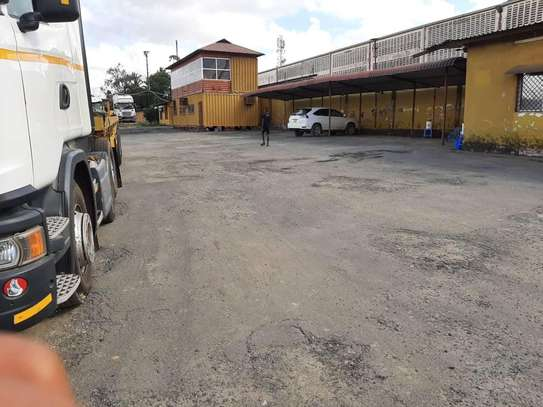 2 Acre Yard In Mbagala, Missioni For Rent image 1