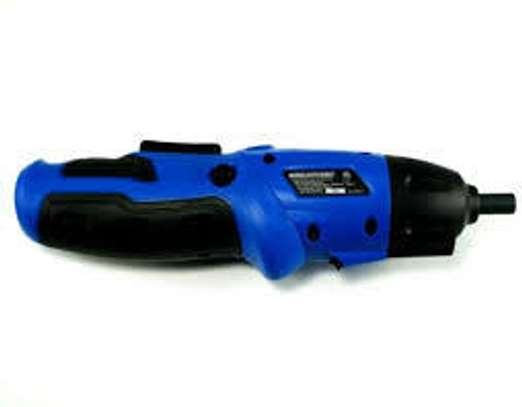 Mastercraft  Pivoting Drill &  Screwdriver two in one- Brand new from Canada direct image 3