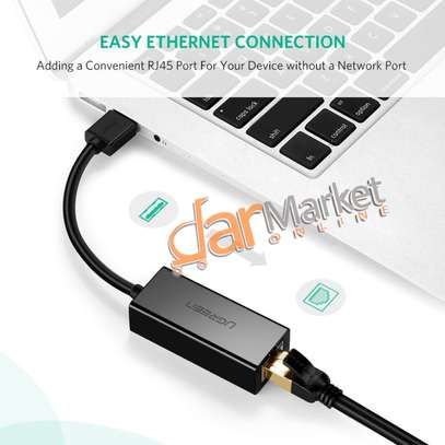 Usb to ethernet TJ 45  comverter image 4