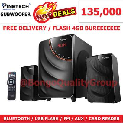 PINETECH SUBWOOFER