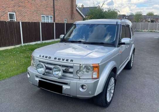 2004 Land Rover Discovery image 2