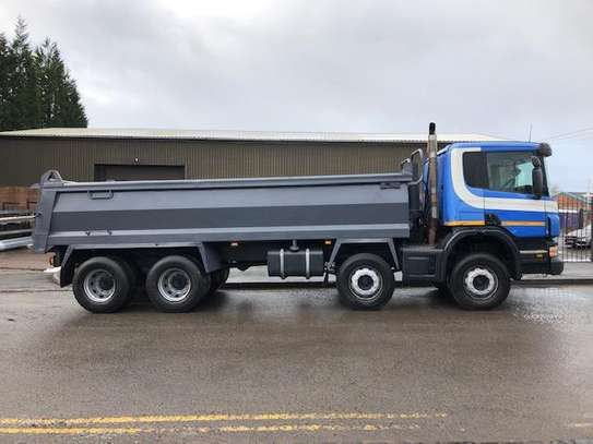 2007 Scania P380 8X4 TIPPER 128MILLION image 7