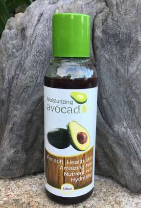 Moisturizing Avocado Oil image 1