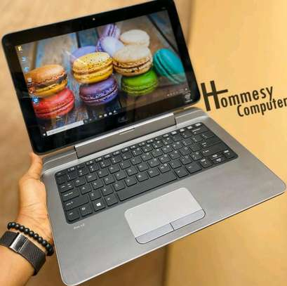 Hp probook x2 612 G1 core i5 two in one pc image 1