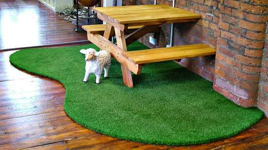 ARTIFICIAL GRASS CARPET- For Garden and indoors image 2