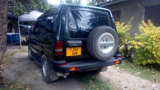 1999 Land Rover image 4