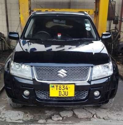 2008 Suzuki Grand Vitara New Model image 4