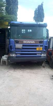 Scania Tipper 114 for sale