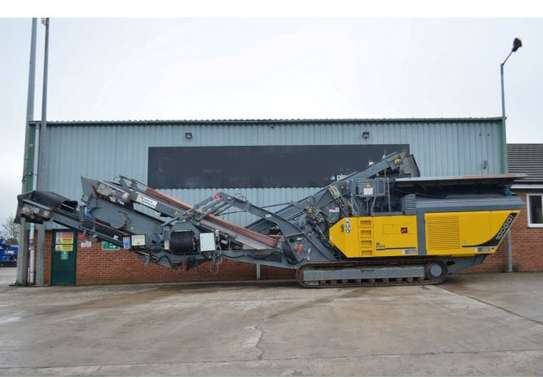 2018 Rubblemaster RM100GO Mobile Crusher image 1