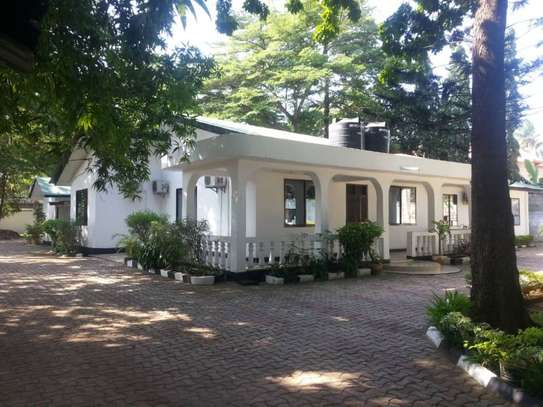 4 bed room house for rent 1.2mil at mbezi beach image 1