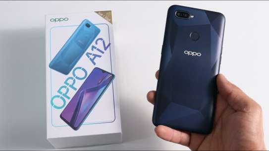 OPPO A12 BRAND NEW image 2