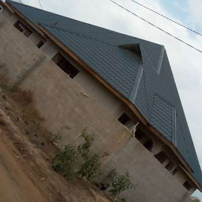 Unfinished 3 Bdrm House Near Kimere Resort