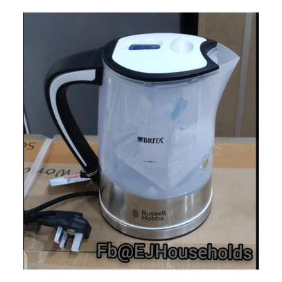 Russell Hobbs Brita Purity Filter Electric Kettle image 1