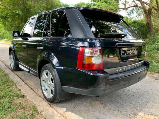 2010 Rover Range Rover Sports image 6