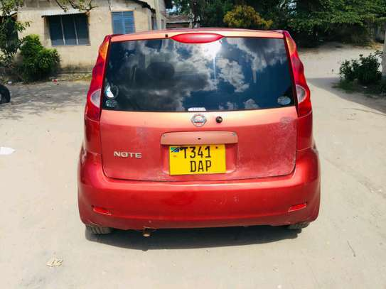 2004 Nissan Note image 4