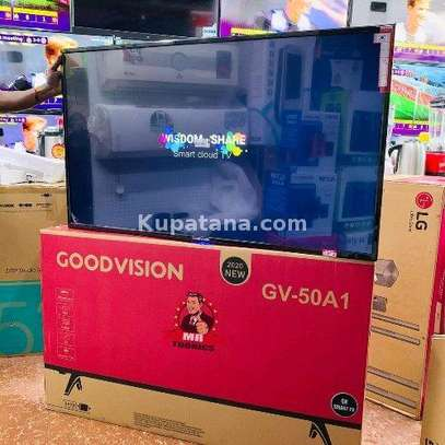 Goodvision 50 inches smart 4k tv image 1