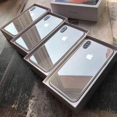 IPhone X Silver Colour image 1