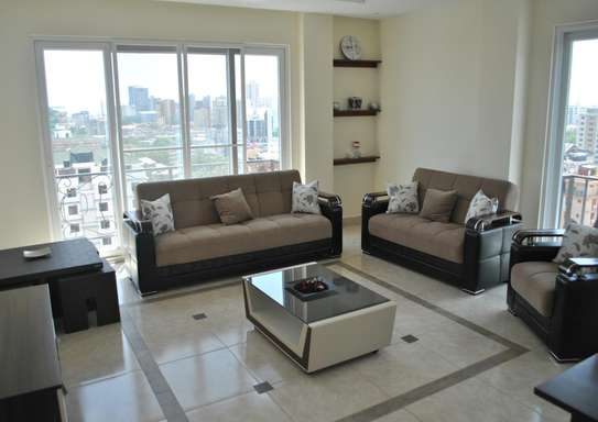 3 Bedroom Full Furnished Apartment in Kariakoo