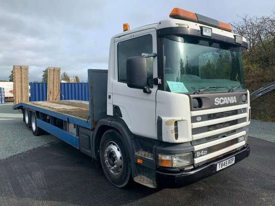 1999 Scania 94 310 6X2 FLATBED
