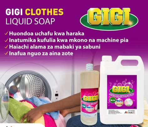Clothes Liquid Soap
