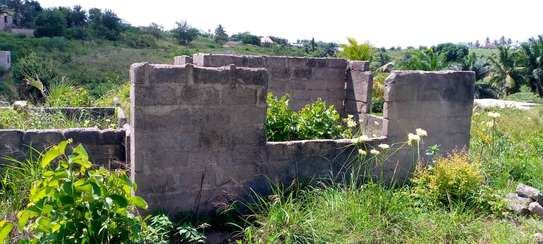 plot incomplete house  for sale at goba image 7