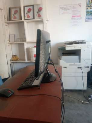 OFFICE WITH FURNITURES FOR RENT IN KINONDONI image 1